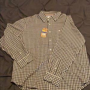 Dockers Men's Button down shirt.